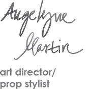 Angelyne Martin Prop Stylist